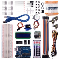Kuman Basic Starter Kit for Arduino UNO R3 Mega2560 Nano Robot kits K65