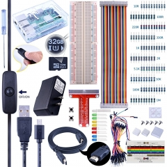 Kuman Raspberry Pi Complete Project Starter Kit K74