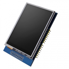 "Kuman UNO R3 2.8 inch TFT Touch Screen with SD Card Socket for Arduino Nano Mega2560 320x240 2.8"" LCD #K60"