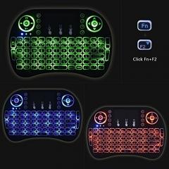 Kuman 2 4G Wireless Mini Keyboard for Google Android