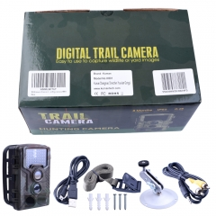 Kuman 12MP HD 1080P Wildlife Hunting Camera with IP56 Waterproof H801UK