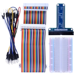 Kuman Raspberry Pi RPi GPIO Breakout Expansion Kit K80