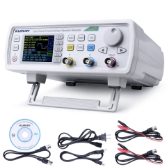 Kuman 30MHz/60MHz High Precision Dual-channel DDS Arbitrary Signal Waveform Generator Counter, Frequency Meter FY6600